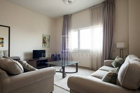 1 Bedroom Flat for Rent in Downtown Jebel Ali, Dubai - Fully Furnished 1Bedroom Apt in Suburbia