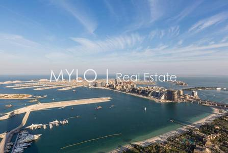 2 Bedroom Flat for Rent in Dubai Marina, Dubai - 2 Bed Brand New I Fendi I Full Sea Views