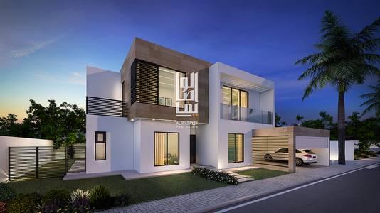 3 Bedroom Villa for Sale in Al Tai, Sharjah - Zero Service Charge Deluxe Villa in sharjah