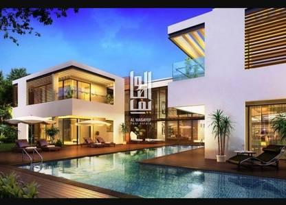 5 Bedroom Villa for Sale in Meydan City, Dubai - Live the luxury villa on Dubai Canal