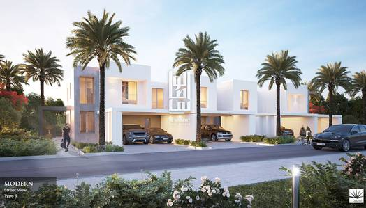 3 Bedroom Villa for Sale in Meydan City, Dubai - Live the Luxury on Dubai Canal in a great place