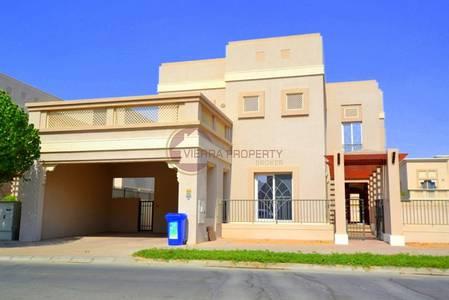 5 Bedroom Villa for Sale in Dubai Silicon Oasis, Dubai - Arabic Type I  Corner Villa I Single Row