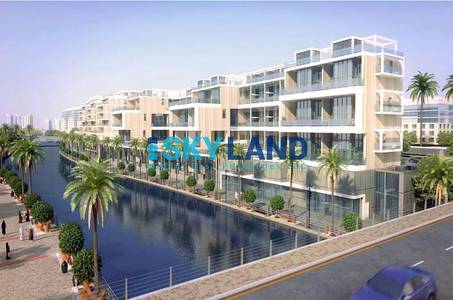 3 Bedroom Flat for Sale in Al Raha Beach, Abu Dhabi - private jacuzzi 3beds loft 1%downpayment