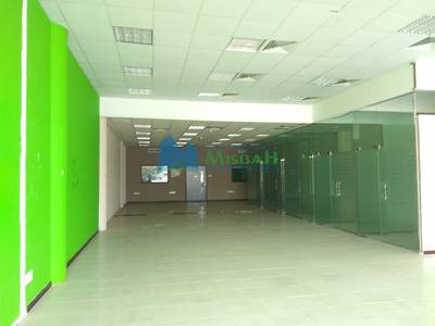 Showroom for Rent in Sheikh Zayed Road, Dubai - Super deal..!! Showroom Near Noor Bank Metro- 3000 sqft
