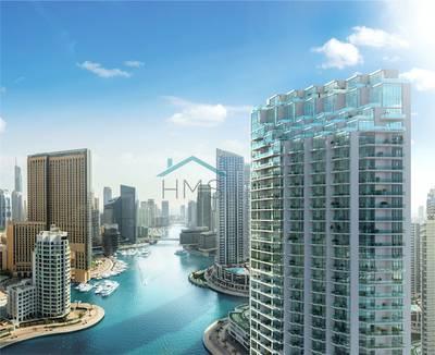 2 Bedroom Apartment for Sale in Dubai Marina, Dubai - Marina View | High floor | Attractive Payment Plan