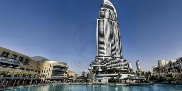1 Bedroom Apartment for Sale in Downtown Dubai, Dubai - Luxurious  1BR in the Address Downtown