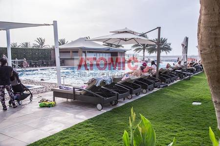 2 Bedroom Apartment for Sale in Jumeirah Beach Residence (JBR), Dubai - 2 BR in Al Bateen with private beach for sale