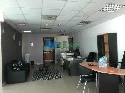 Office for Rent in Al Qusais, Dubai - 1127sq.ft Totally Fitted office with Free Parking near LuLu Hyper Market /Stadium Metro
