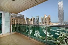 1 Bedroom Apartment for Rent in Dubai Marina, Dubai - AFFORDABLE RENT 1BED/HALL/BALCONY FULL SEA VIEW FOR RENT IN MARINA CROWN TOWER/DUBAI MARINA