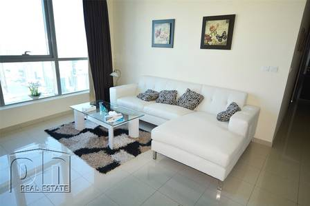 2 Bedroom Flat for Rent in Dubai Marina, Dubai - Full Marina View / Partial Sea View / 2BR