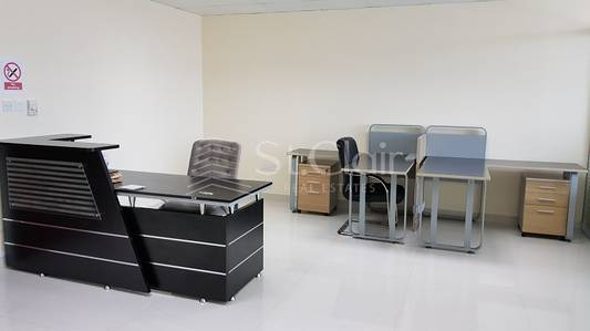 Office for Rent in Jumeirah Lake Towers (JLT), Dubai - Cheapest|Partitioned Office For Rent|JLT