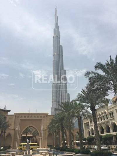 1 Bedroom Apartment for Sale in Downtown Dubai, Dubai - Spacious 1 BR in Boulevard Central for Sale
