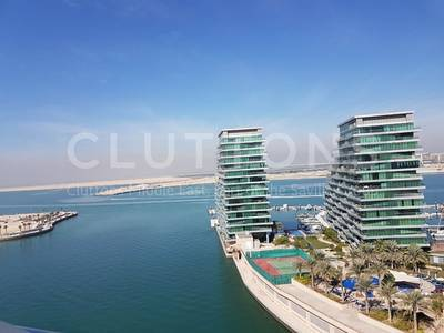 3 Bedroom Apartment for Sale in Al Raha Beach, Abu Dhabi - Breathtaking views from this 3 bed apartment on high floor