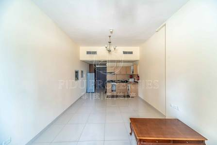 Studio for Rent in Dubai Sports City, Dubai - Well maintained | Large balcony | Studio