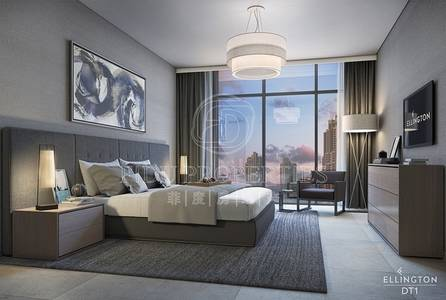 2 Bedroom Flat for Sale in Downtown Dubai, Dubai -  2 bed apartment