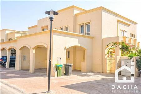 4 Bedroom Villa for Rent in The Springs, Dubai - Beautiful 4 Bed 1E with Lake View