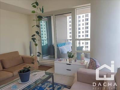 2 Bedroom Apartment for Rent in Dubai Marina, Dubai - Well maintained 2 BR// Fully Furnished//Chiller free