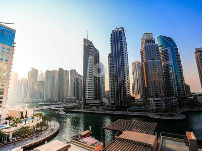 3 Bedroom Apartment for Sale in Dubai Marina, Dubai - Beautiful Full Marina View 3 Bedroom Apt