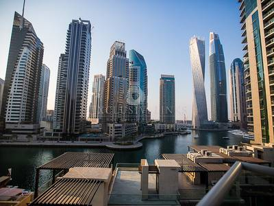 3 Bedroom Apartment for Sale in Dubai Marina, Dubai - Beautiful Full Marina View 3 Bedroom Apt