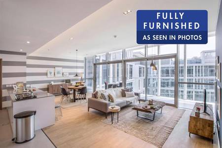 1 Bedroom Flat for Rent in Jumeirah, Dubai - Brand New | High End Furniture |Serviced