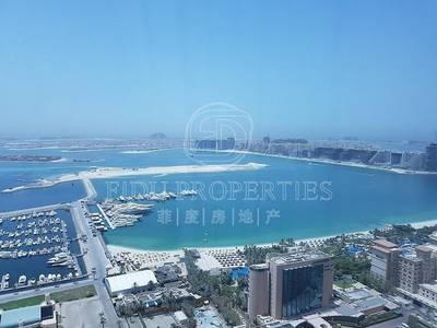 1 Bedroom Apartment for Rent in Dubai Marina, Dubai - High Floor   Great Condition   Opp. tram
