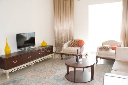 2 Bedroom Apartment for Sale in Dubai Marina, Dubai - Partial sea view   High Floor   Brand new