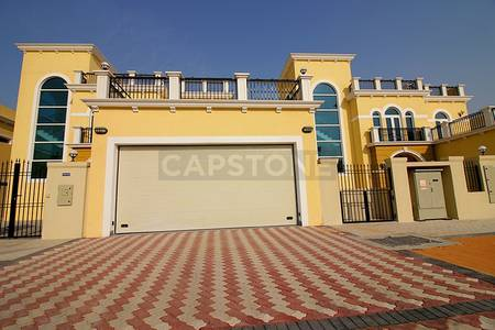 4 Bedroom Villa for Sale in Jumeirah Park, Dubai - Single Row | Big Plot | 4 BR Nova | Dist 9