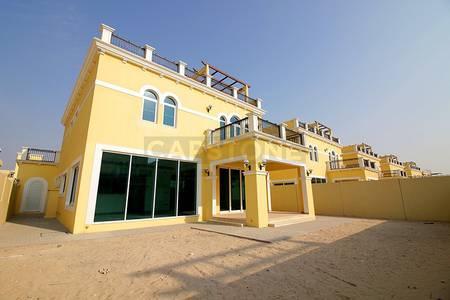 4 Bedroom Villa for Rent in Jumeirah Park, Dubai - Jumeirah Island Facing 4 BR Ready to Move