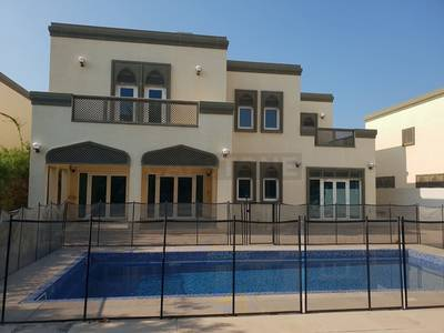 5 Bedroom Villa for Rent in Jumeirah Park, Dubai - Regional | Vacant | District 1|Swimming Pool