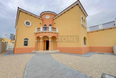 5 Bedroom Villa for Rent in Jumeirah Park, Dubai - Cheapest Legacy 5 BR District 2 Landscaped