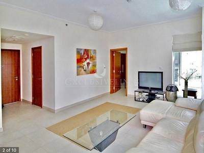1 Bedroom Apartment for Sale in Dubai Marina, Dubai - One Bed fully furnished partial sea view