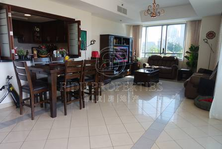 2 Bedroom Apartment for Rent in The Views, Dubai - Golf View | Bright | Well Maintained 2 Bed