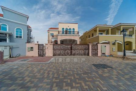 5 Bedroom Villa for Rent in The Villa, Dubai - Exclusive | Brand New. | Community View.