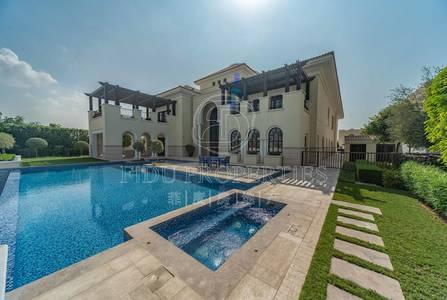 7 Bedroom Villa for Sale in Mohammad Bin Rashid City, Dubai - Mediterranean | Freehold Villa on Lagoon