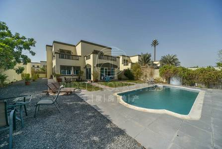 4 Bedroom Villa for Sale in Jumeirah Park, Dubai - Upgraded   Private Pool   MOTIVATED SELLER