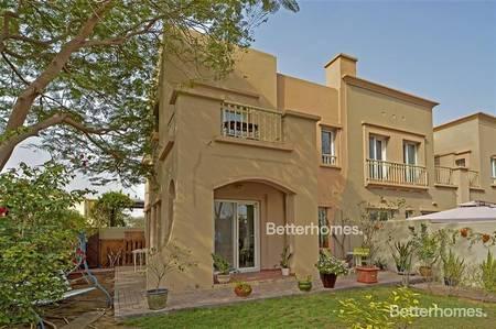 2 Bedroom Villa for Rent in The Springs, Dubai - Park View | Massive Garden | Corner Unit
