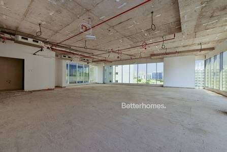 Office for Rent in Dubai Silicon Oasis, Dubai - Brand New I Full Floor I Shell and Core