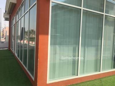 Shop for Rent in Jumeirah Village Circle (JVC), Dubai - Retail Space | Ground floor | Corner Unit