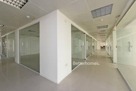 Office for Rent in Al Quoz, Dubai - Fitted and Partition | Sheikh Zayed Road