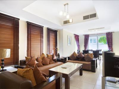 3 Bedroom Villa for Rent in The Springs, Dubai - Fully Furnished   3Eplus Maids   August