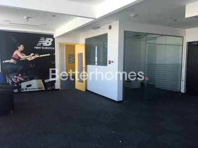 Office for Rent in Al Quoz, Dubai - Ready Fitted Office in Gold & Diamond Park