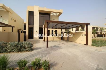 3 Bedroom Villa for Rent in DAMAC Hills (Akoya by DAMAC), Dubai - Available Now | Independent | Type TH-M1