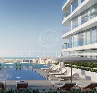 1 Bedroom Flat for Sale in Dubai Harbour, Dubai - Beachfront   5% booking   Pvt beach access
