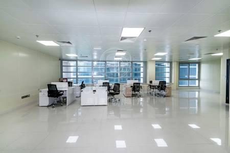 Office for Rent in Al Nahda, Dubai - 12 cheques | Canal View | Near Metro Stn