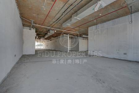 Shop for Rent in Al Qusais, Dubai - Shell and Core | Busy location | Parkings