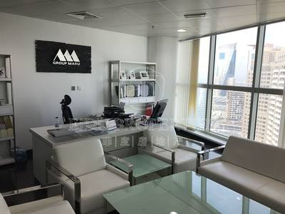 Office for Sale in Barsha Heights (Tecom), Dubai - Fully fitted