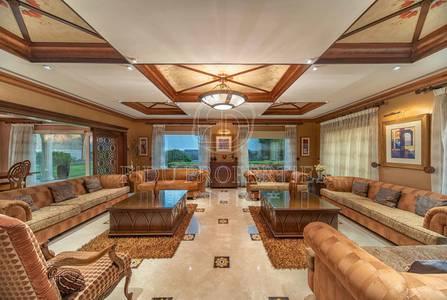 4 Bedroom Villa for Sale in Nad Al Hamar, Dubai - Immaculate 4 BR Palace | Italian Interiors
