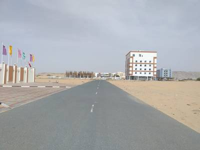 Plot for Sale in Al Jurf, Ajman - Commercial Land Behind Chines Market ( Al Jurf Area ) 8000 sqft