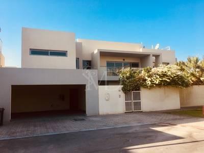 4 Bedroom Villa for Rent in Al Salam Street, Abu Dhabi - 3 Bed! Single row/extended garden Villa