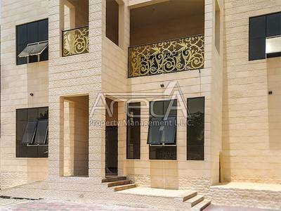 6 Bedroom Villa for Sale in Khalifa City A, Abu Dhabi - Hot Deal! Elegant Brand New Standlone Villa Sale! 6 Bed in KCA! Huge ROI